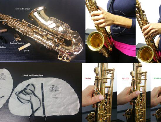 saxofon prodej